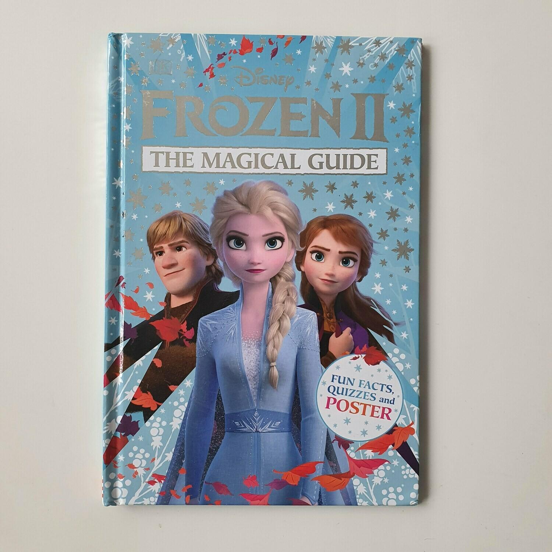 Frozen II Notebook -  - no original book pages
