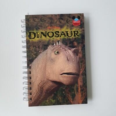 Dinosaur Plain Paper Notebook - READY TO SHIP