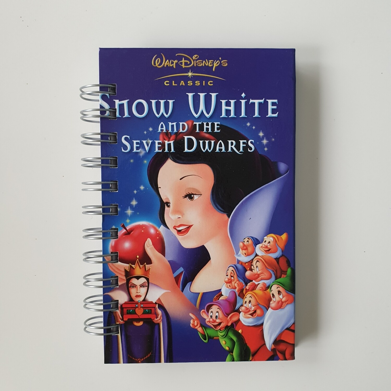 Snow White week per view diary - READY TO SHIP