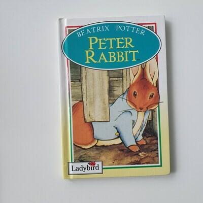 Peter Rabbit Notebook - Ladybird book, Beatrix Potter