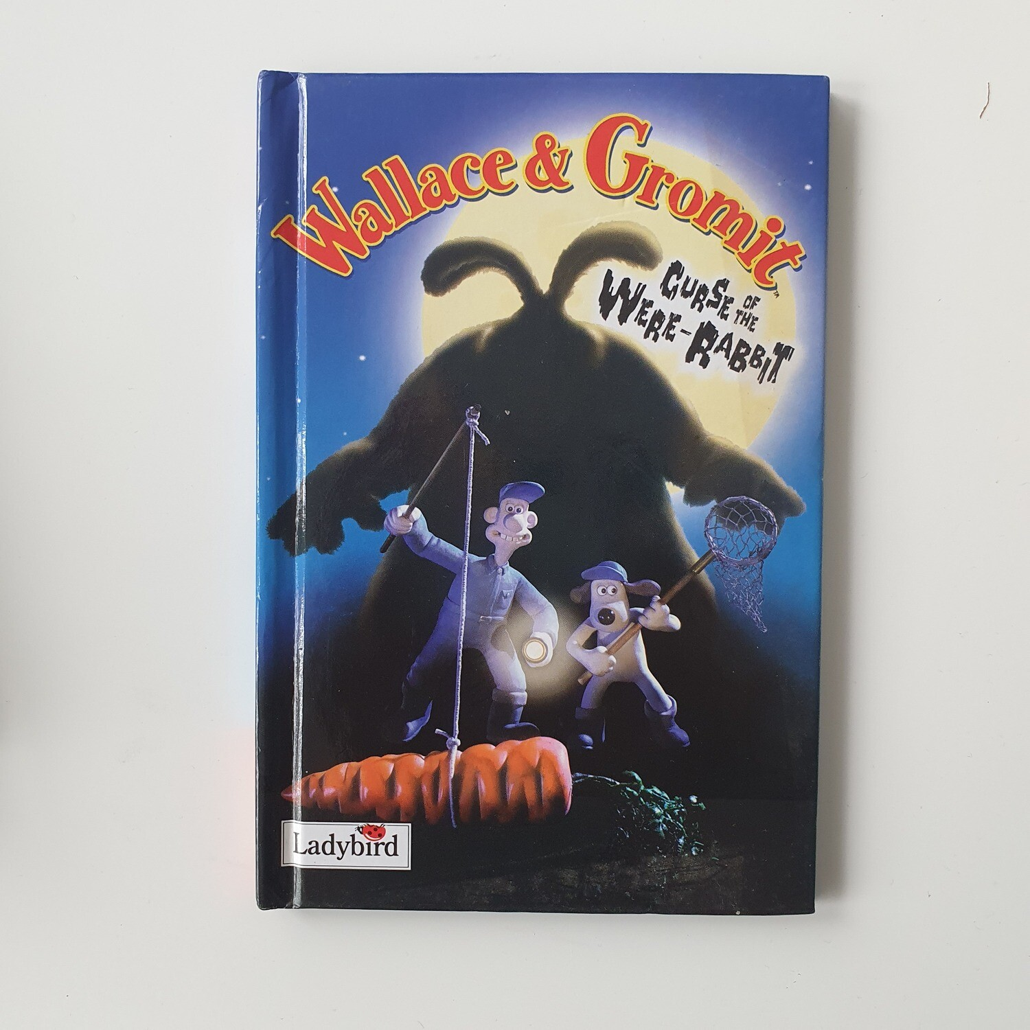 Wallace and Gromit - Curse of the Were-Rabbit Notebook