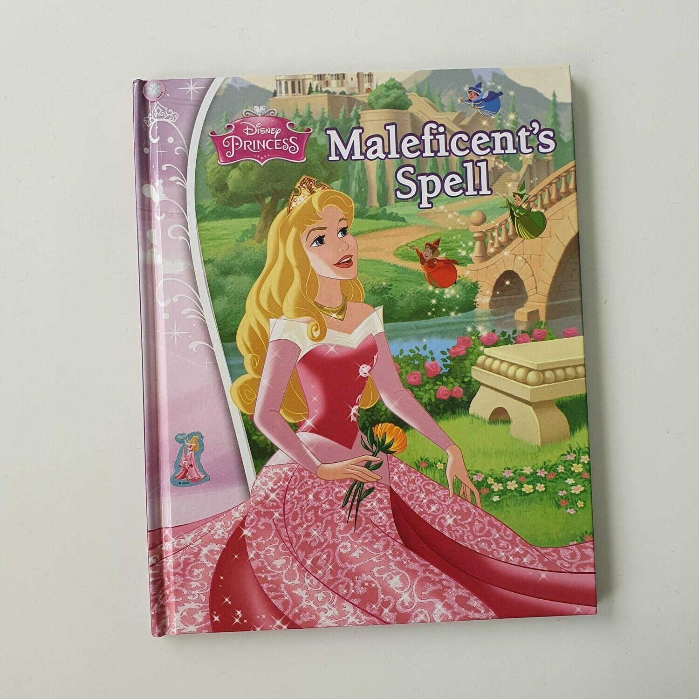 Sleeping Beauty - Maleficent's Spell Notebook