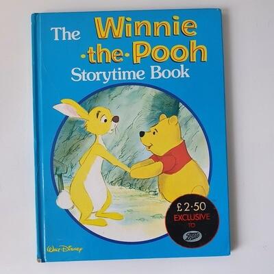 Winnie the Pooh 1984 notebook