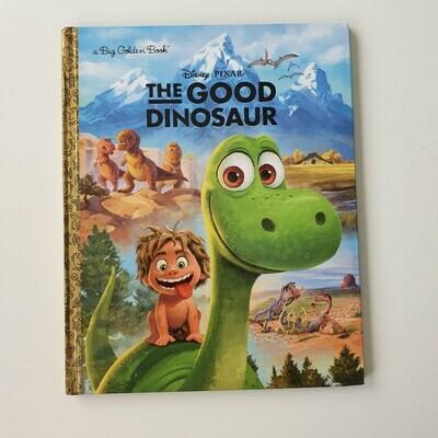 The Good Dinosaur notebook