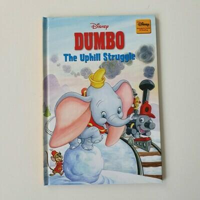 Dumbo the uphill Struggle Notebook