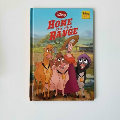Home on the Range Notebook