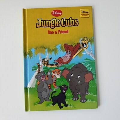 Jungle Cubs - Bee a Friend Notebook Jungle Book