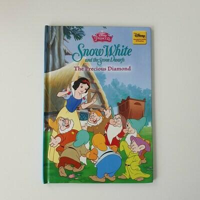 Snow White - The Precious Diamond Notebook