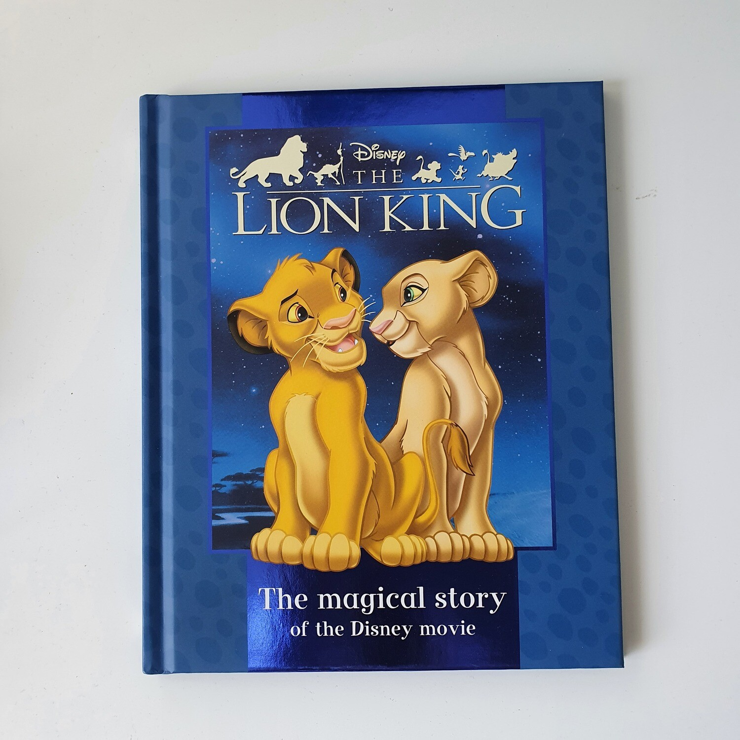 Lion King Notebook