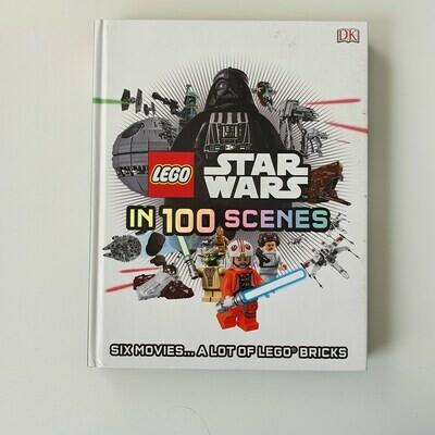 Lego Star Wars in 100 scenes Notebook