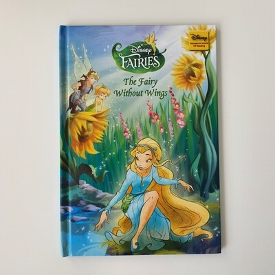 Disney Fairies - Without WIngs Notebook