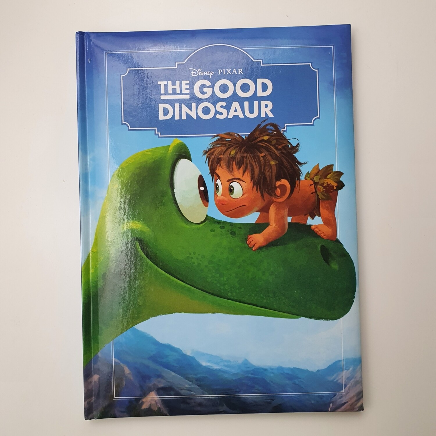 The Good Dinosaur padded Notebook - no original pages