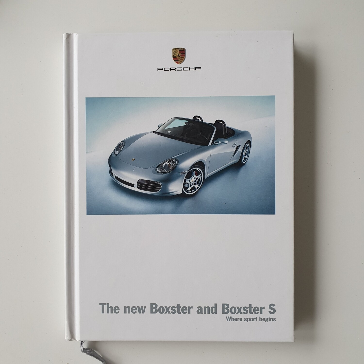 Porsche Boxster- Choose from a selection - cars