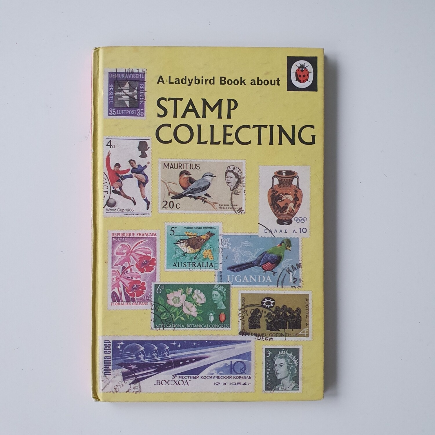Stamp Collecting Notebook