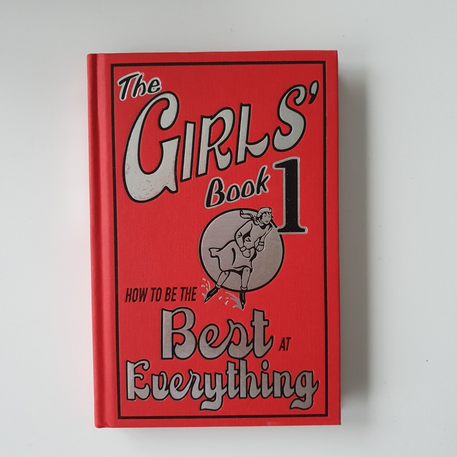 Girls' Book - choose from a variety