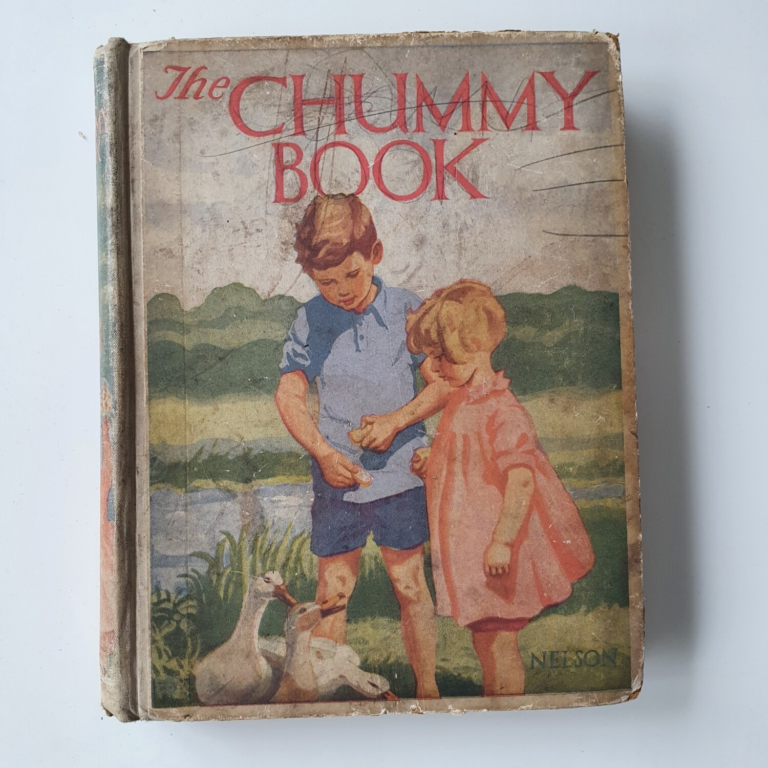 The Chummy Book - vintage c.1950s