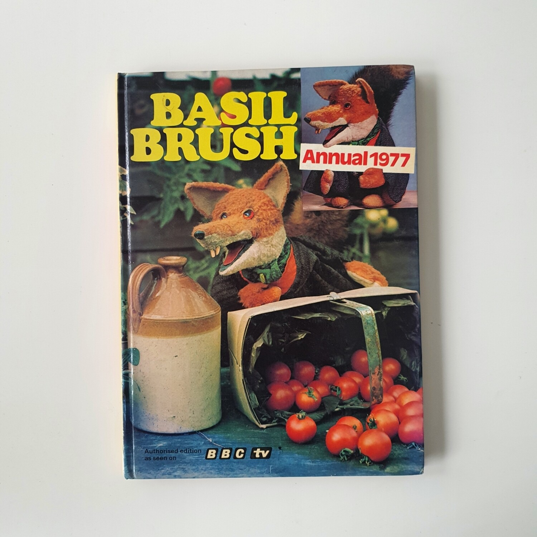 Basil Brush 1977 Notebook