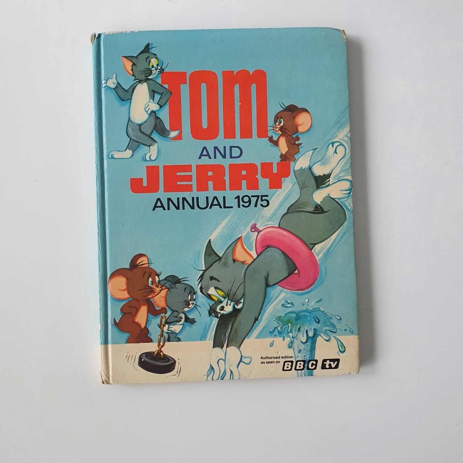 Tom and Jerry Annual 1975