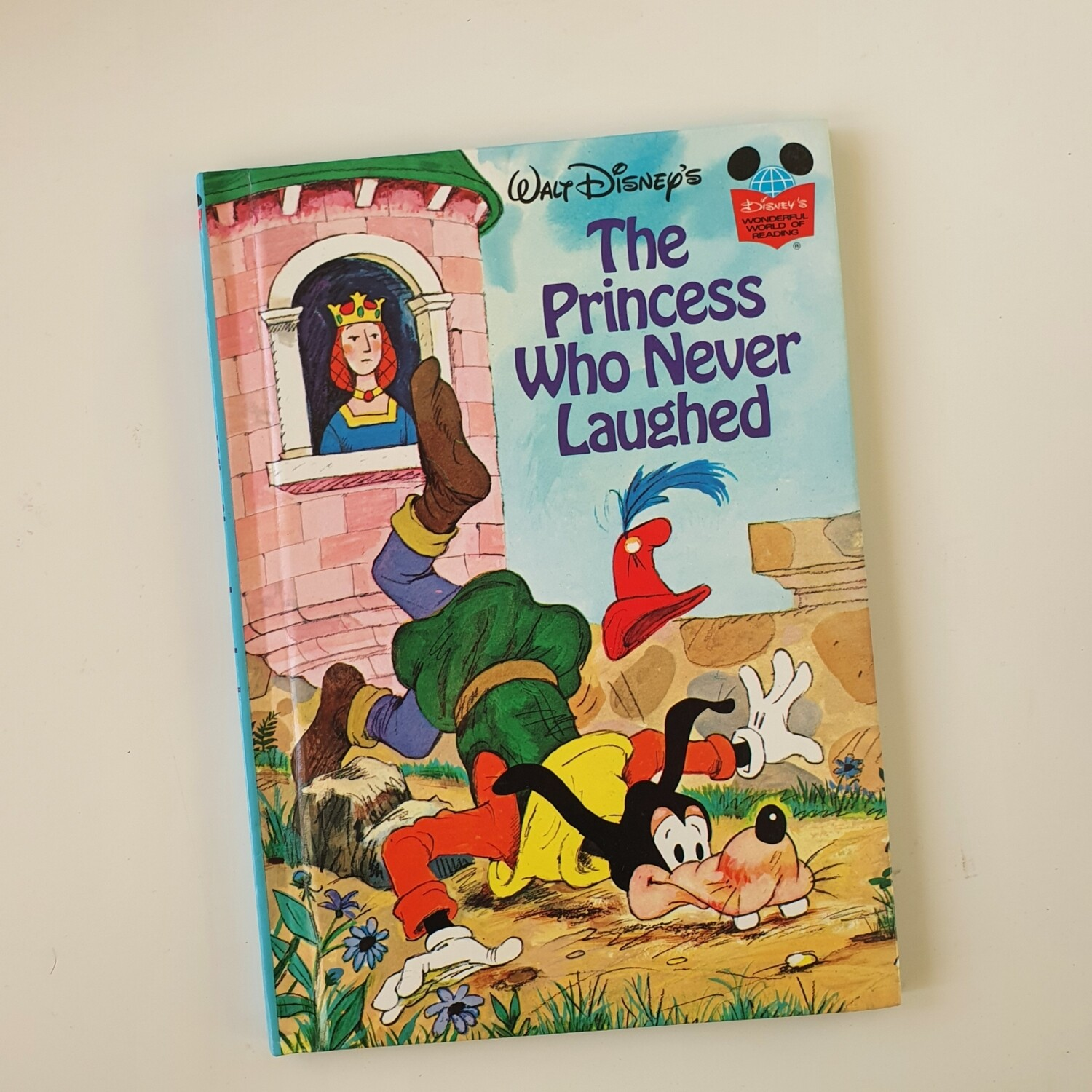 Goofy - The Princess who never laughed