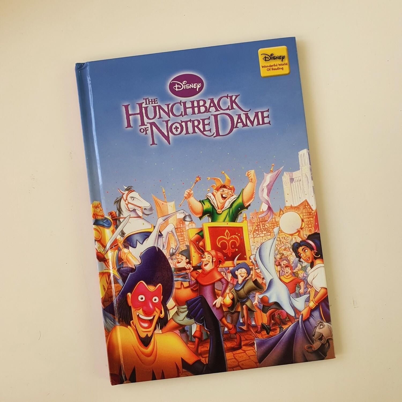 Hunchback of Notre Dame Notebook