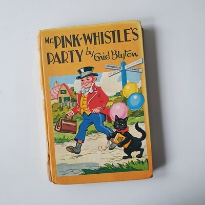 Mr Pink Whistle's Party by Enid Blyton - choose from a selection
