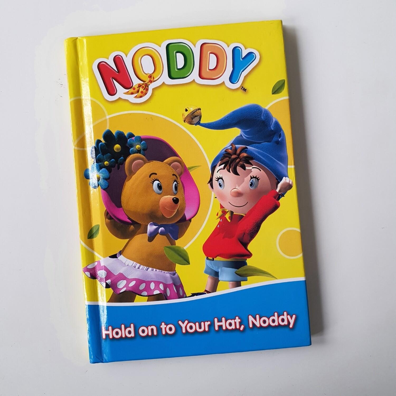 Noddy - hold onto your hat Noddy! Enid Blyton
