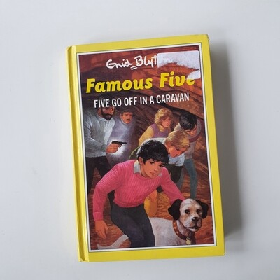 Famous Five Enid Blyton Books - choose from a selection
