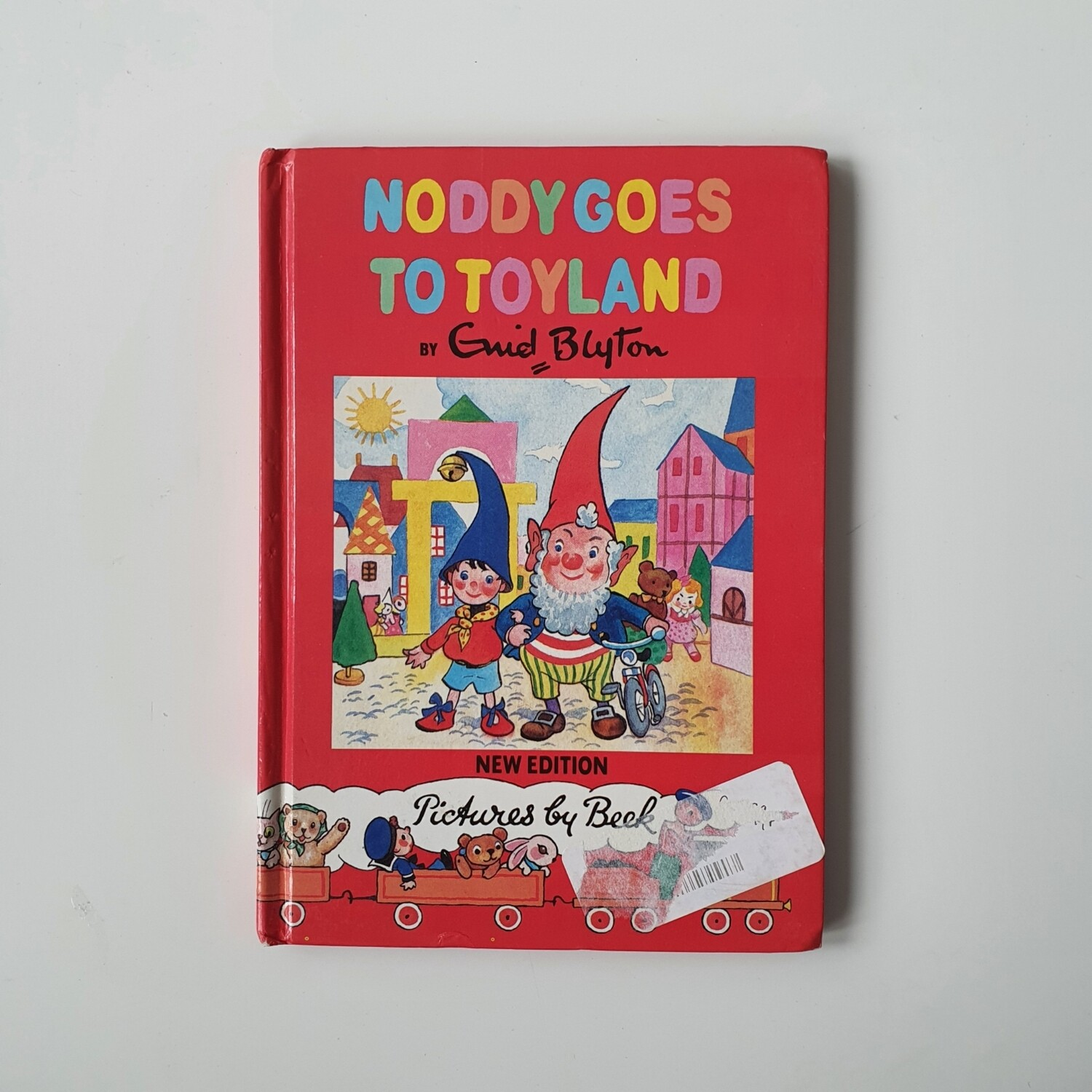 Noddy series - choose form a selection of books by Enid Blyton