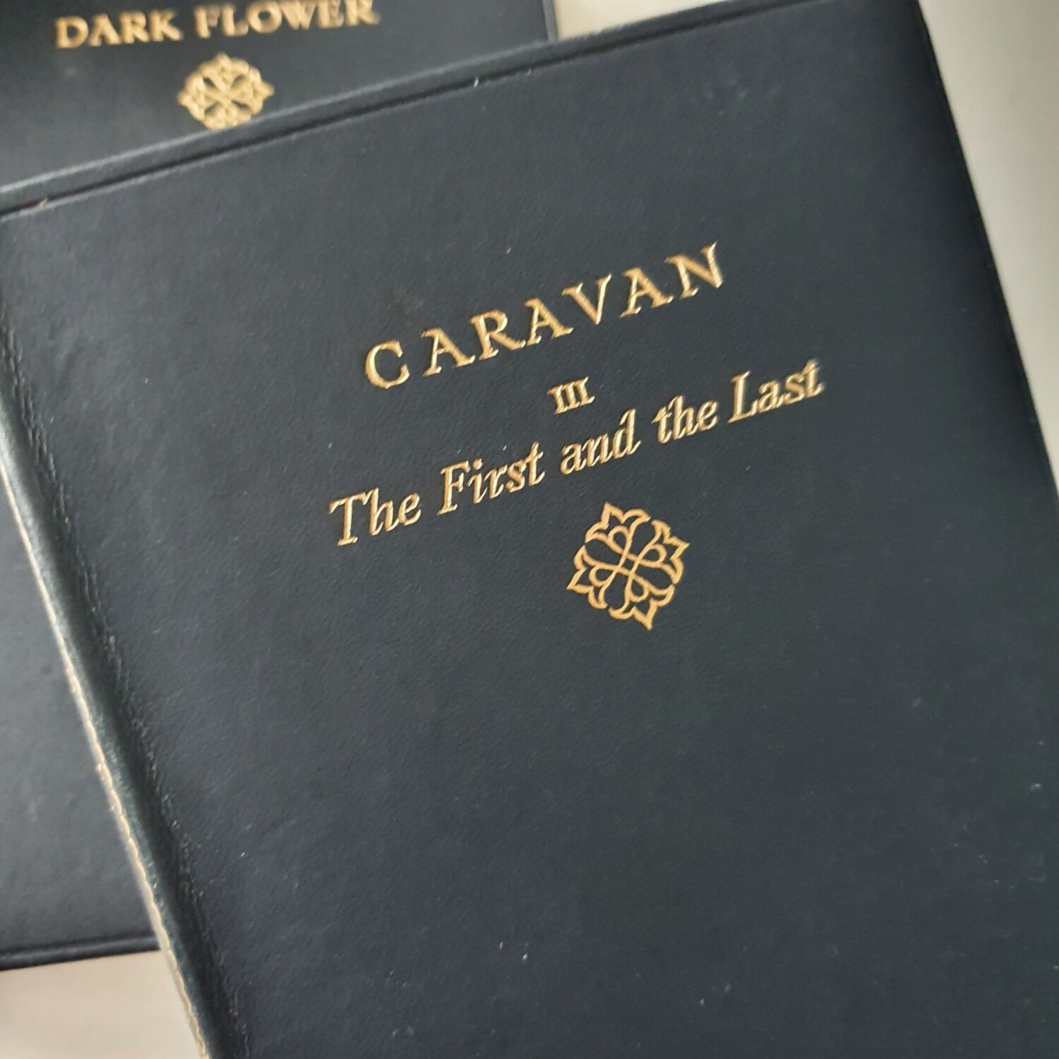 1930s Navy Leather books - choose from a selection of titles