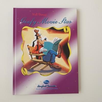 Goofy Movie Star A4 notebook
