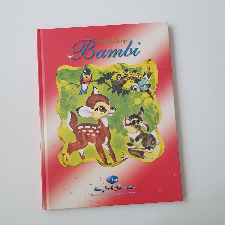 Bambi A4 notebook