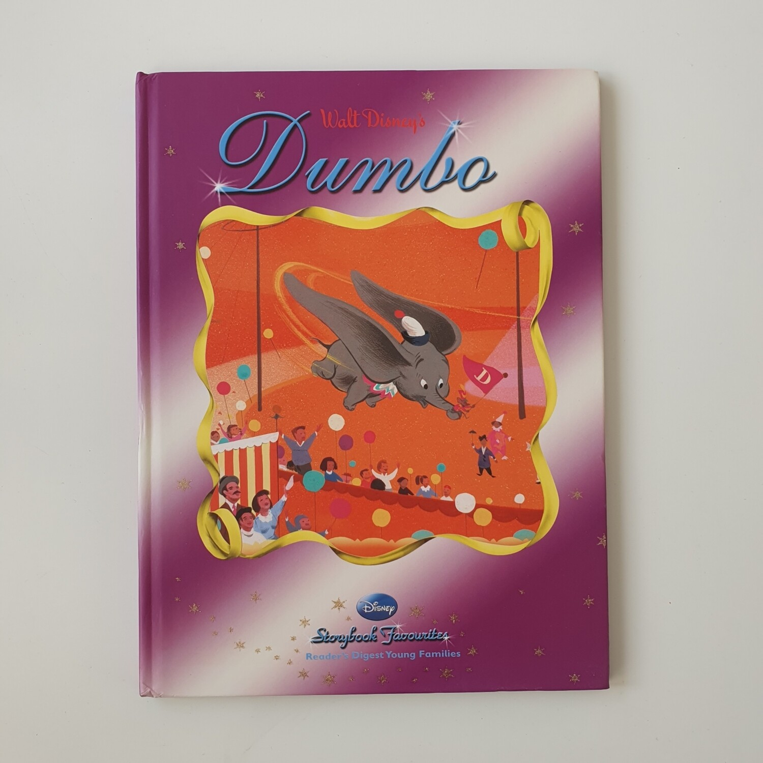 Dumbo A4 notebook