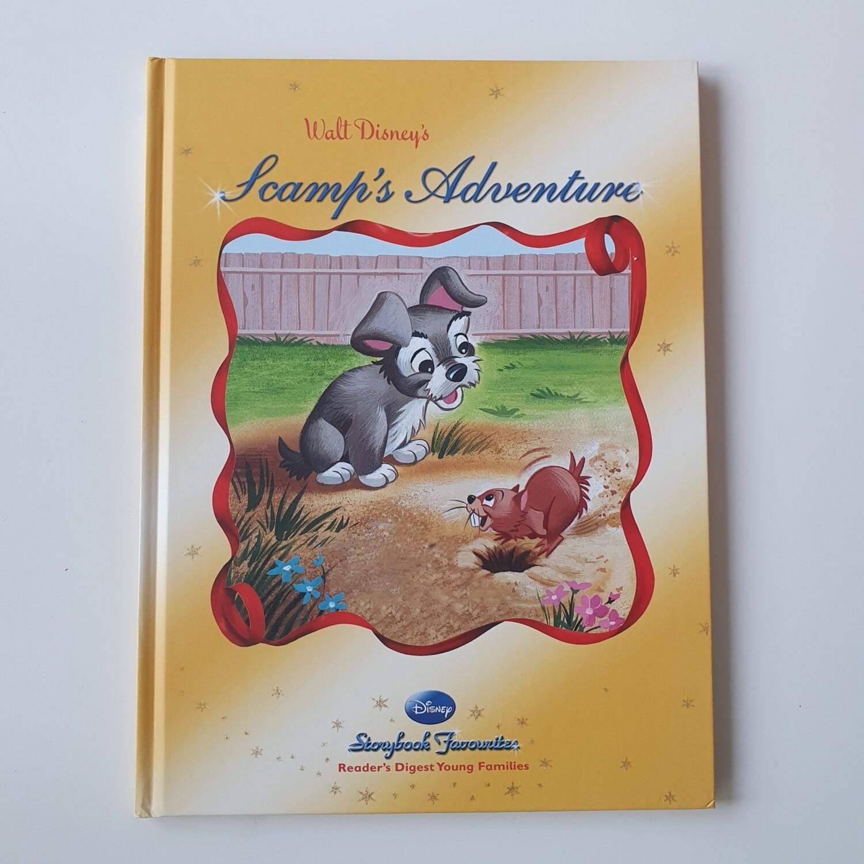 Scamps Adventure A4 Notebook schnauzer