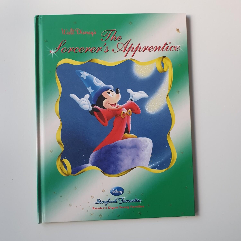 Sorcerer's Apprentice A4 Notebook - no original pages