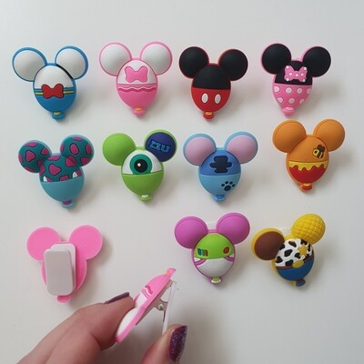Disney Character Paperclips