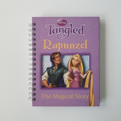 Tangled Week per View Diary - READY TO SHIP Rapunzel
