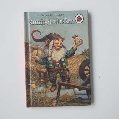 Rumpelstiltskin Notebook - Ladybird book