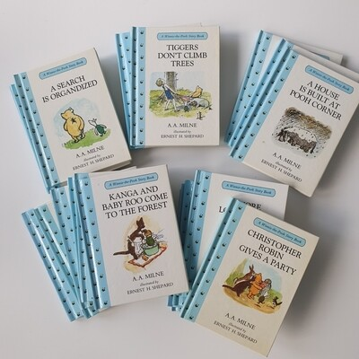 Winnie the Pooh Notebooks - choose from a selection