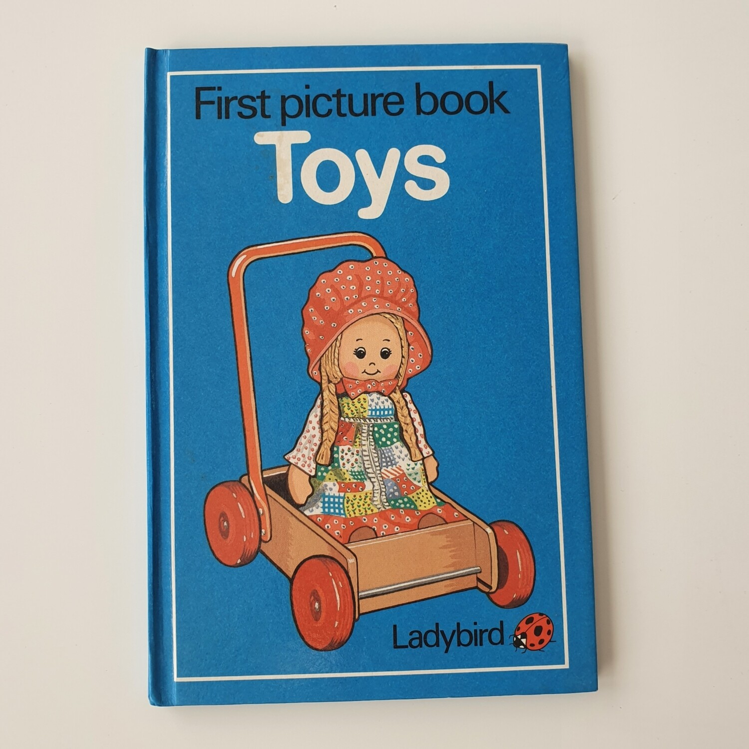 Toys picture book