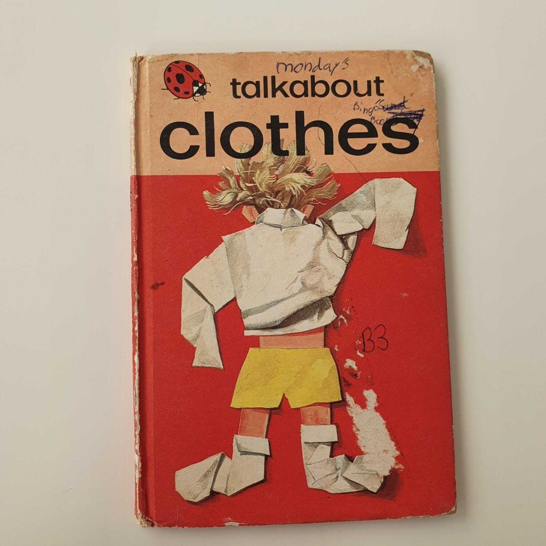 Clothes Notebook shopping