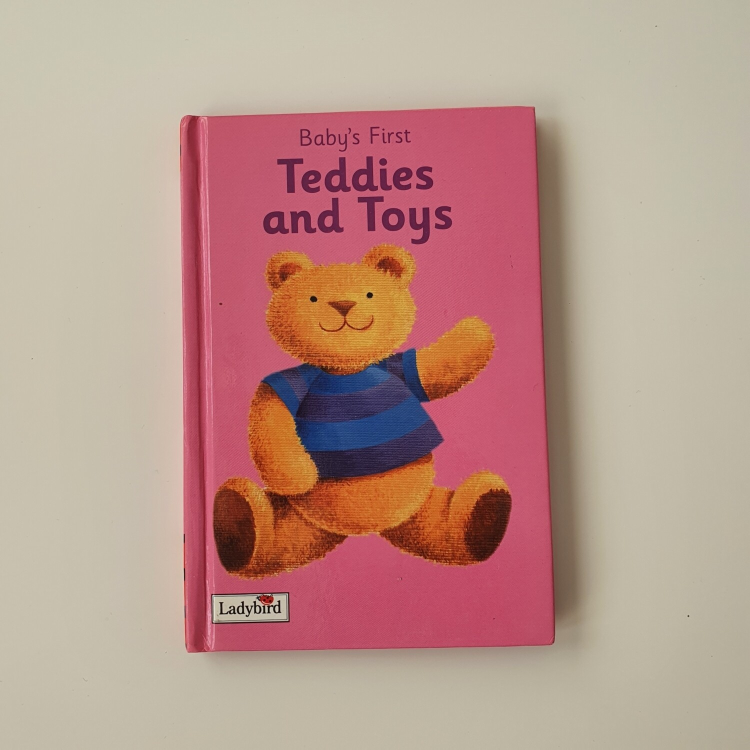 Baby First Teddies and Toys teddy