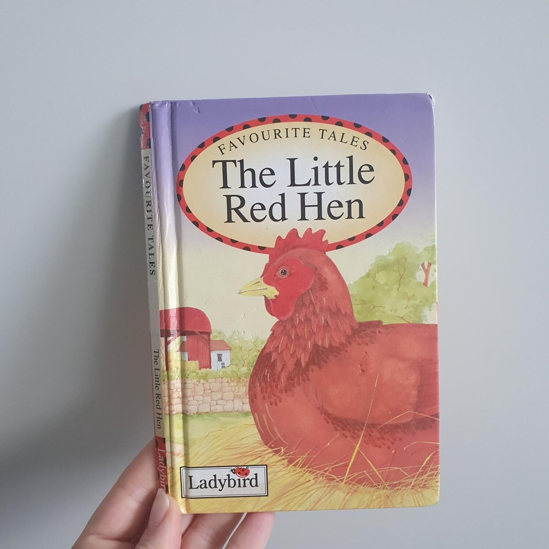 Little Red Hen Notebook - Ladybird book