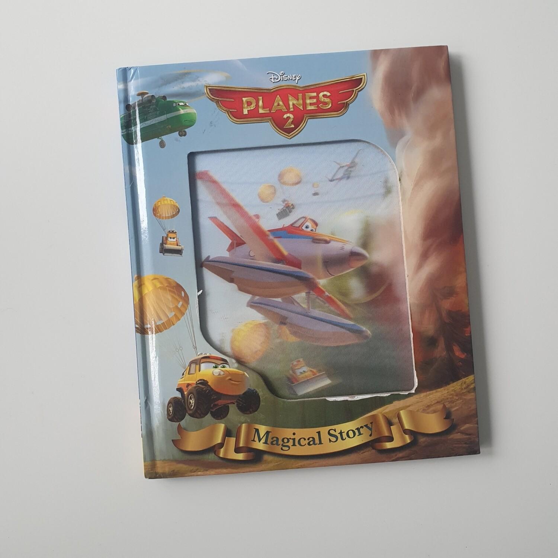 Planes 2 Notebook - Lenticular Print