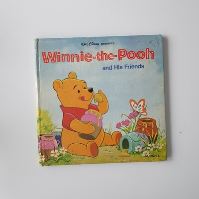 Winnie the Pooh and his friends  1980