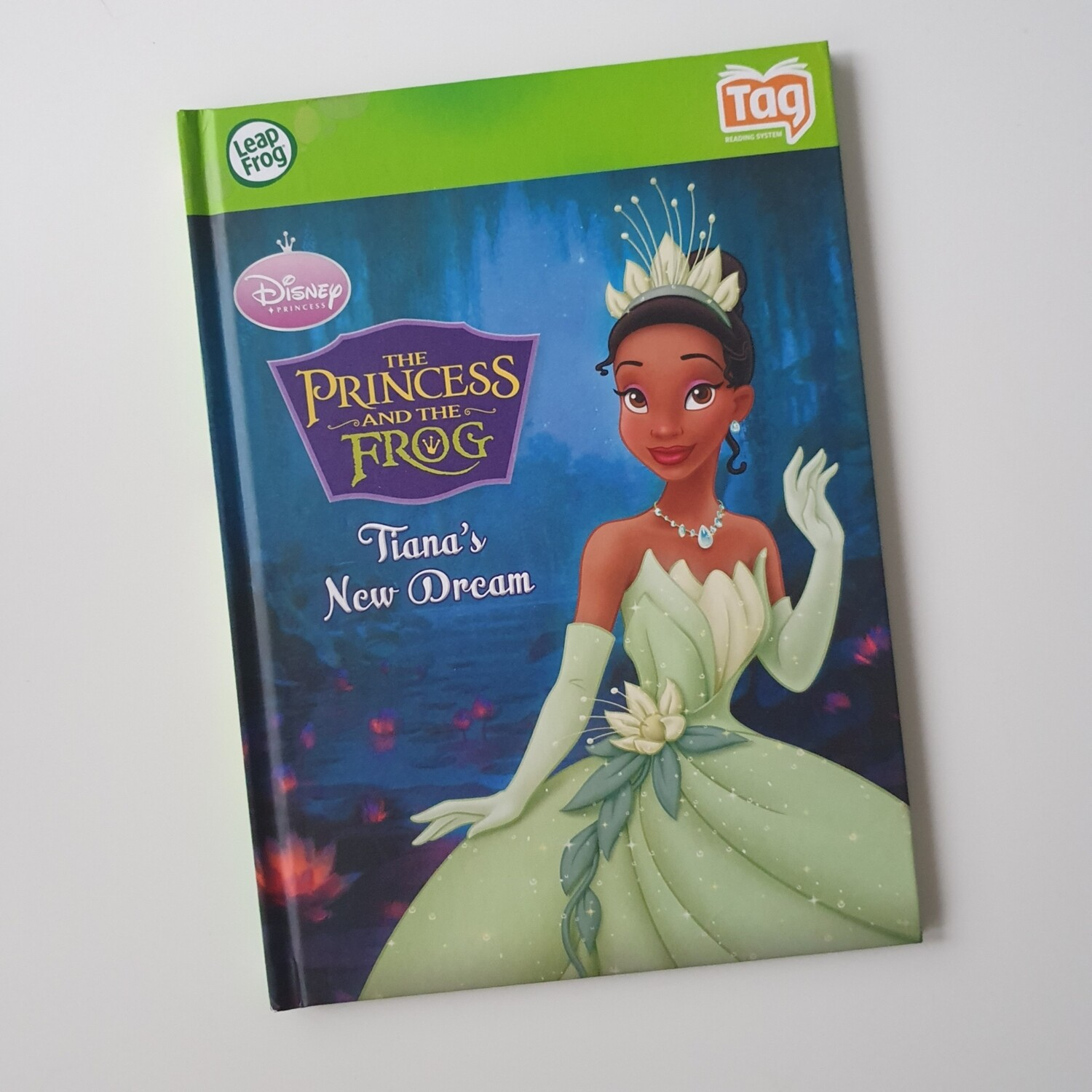 Princess and the Frog Notebook