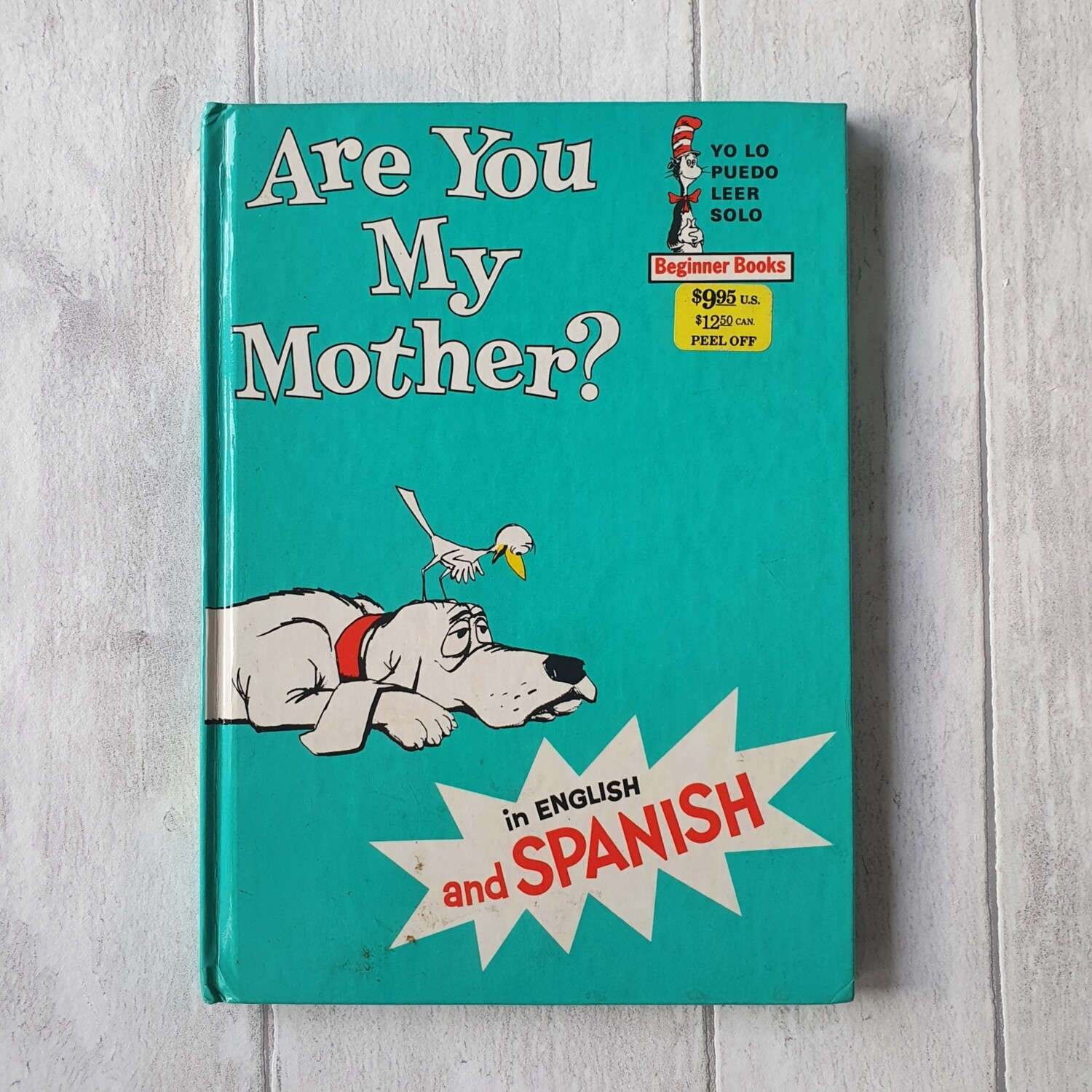 Are you my Mother? - English and Spanish - Dr Seuss