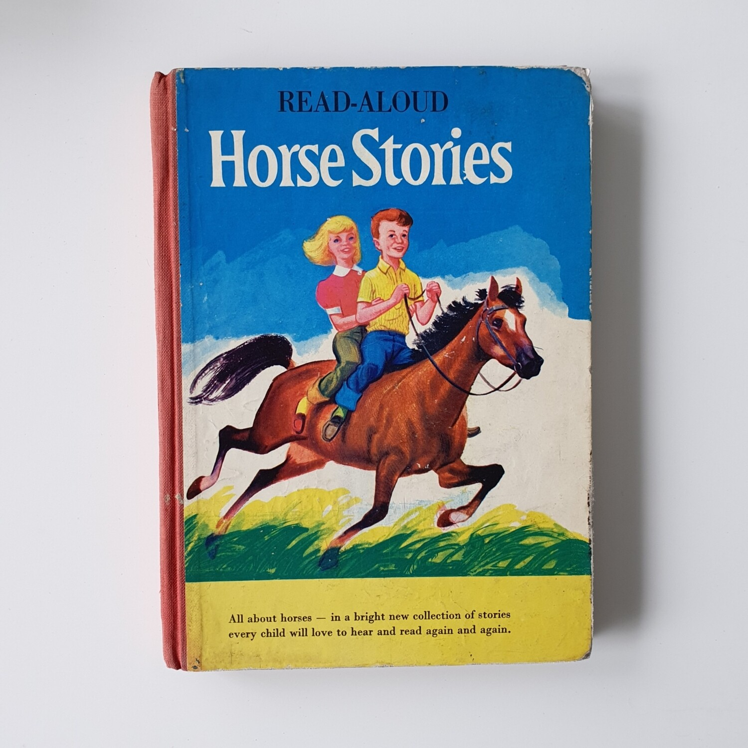 Horse Stories 1963