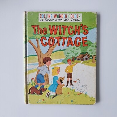 The Witch's Cottage 1967 Notebook