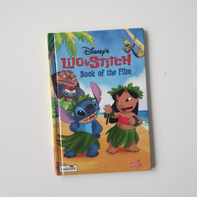 Lilo and Stitch  Notebook - no orginal book pages