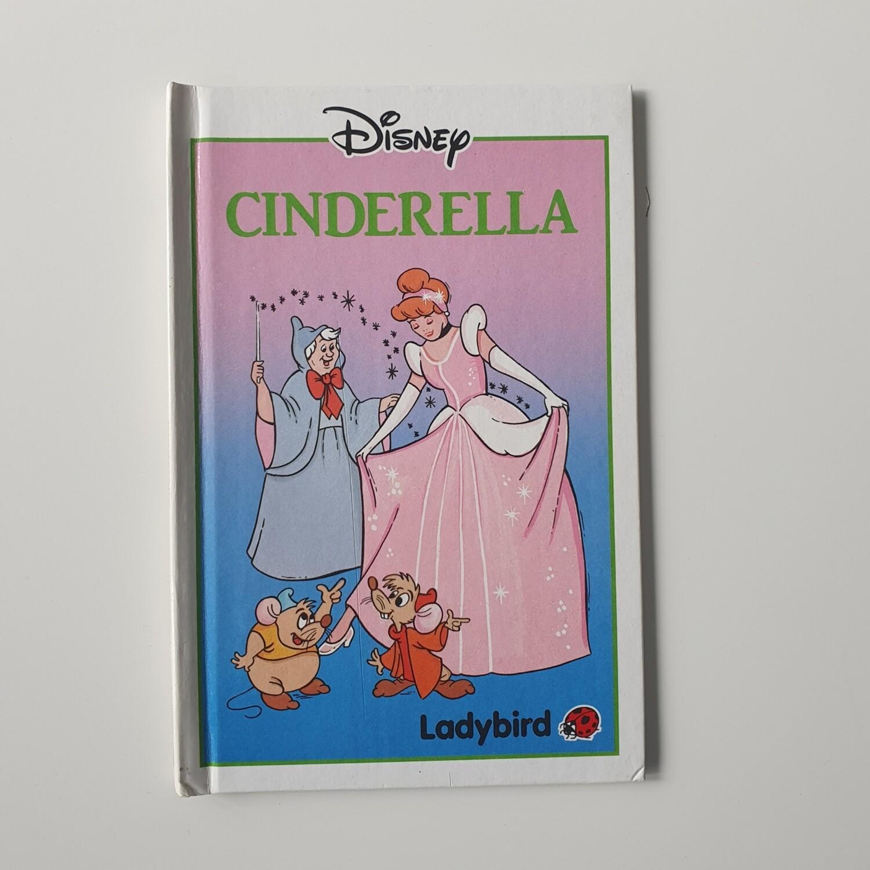 Cinderella Notebook - no orginal book pages